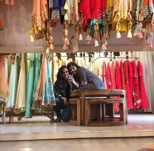 Top 15 butikker i Delhi