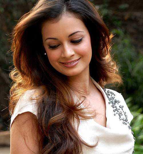 Dia Mirza je tajomstvá krásy