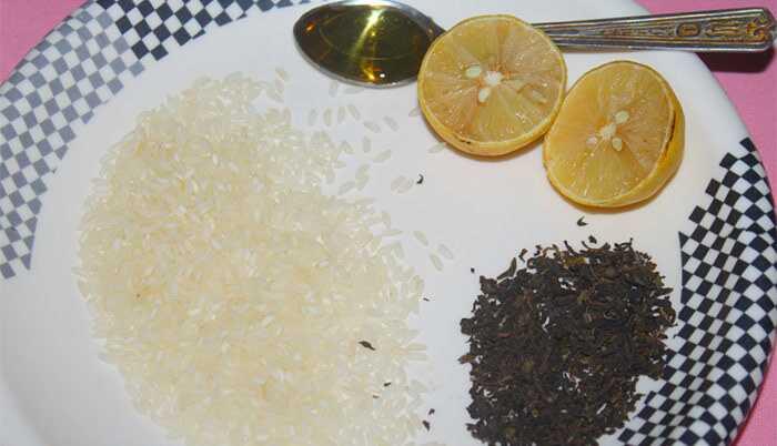 DIY - úžasná domáca exfoliačná ryžová tvár na obnovenie pokožky