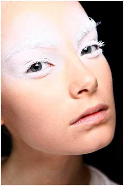 Bábková tvár makeup tutorial: krok za krokom obrázok Sprievodca