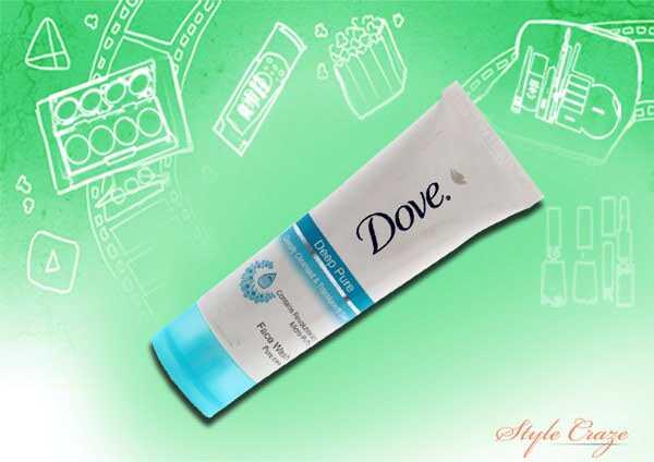 Top 5 Dove ansigt vaskes til rådighed