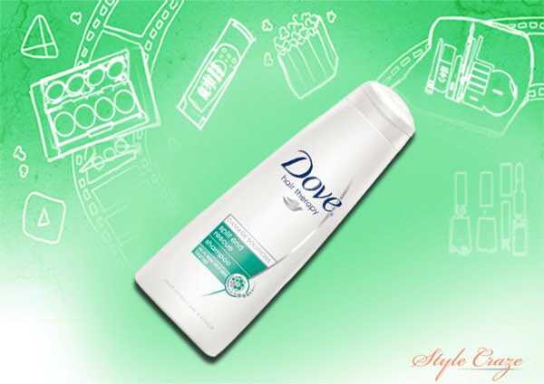 Top 15 Dove šampóny sú k dispozícii