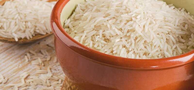 Er der spiser hvid ris sund for dig?