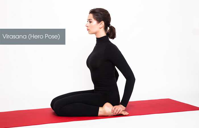 7 účinných Baba Ramdev jóga Asanas pre bolesti kolena