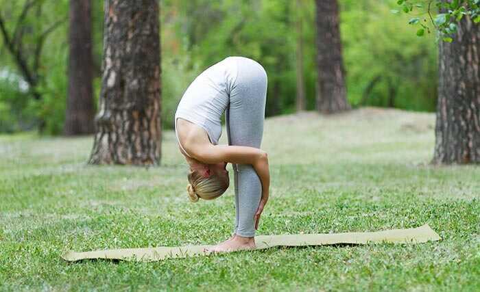 7 účinných Baba Ramdev jóga predstavuje na liečbu bolesti