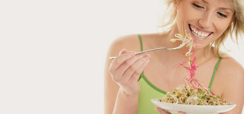 8 účinných prínosov výhonkov na úbytok hmotnosti