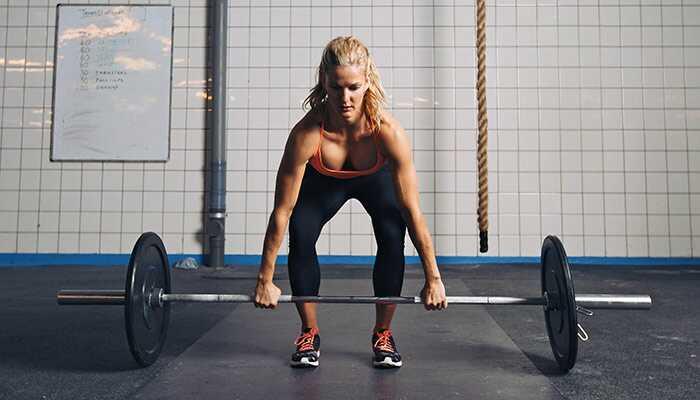 5 účinných cvičení Deadlift na posilnenie vášho tela