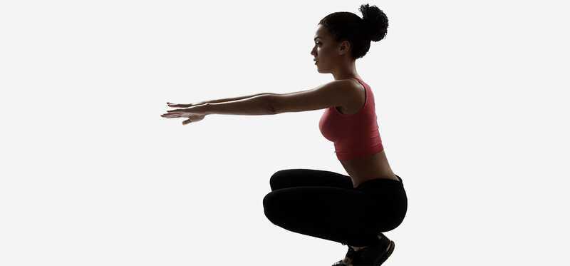 10 účinných cvičení, ako sa zbaviť Cankles