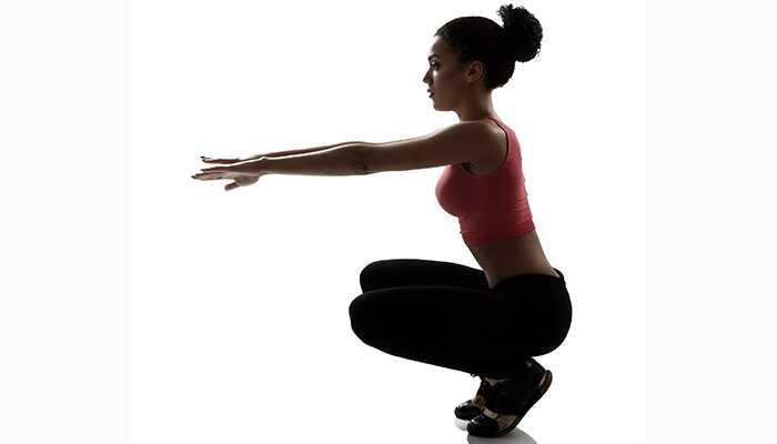 10 effectieve oefeningen om je onderste lichaam te versterken