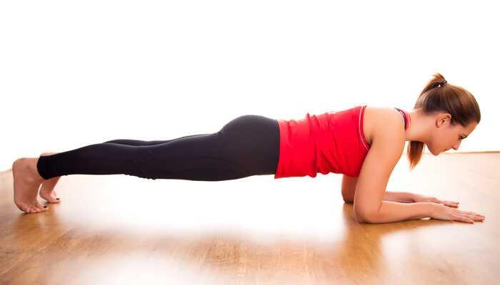 10 učinkovitih vaj za toniranje rok brez teže