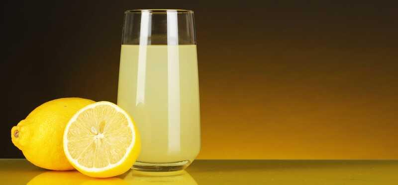 10 vedľajších účinkov citrónovej šťavy