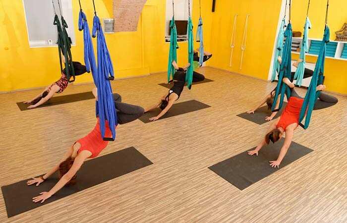 Aerial Yoga - Hvad er det, og hvad er dets fordele?