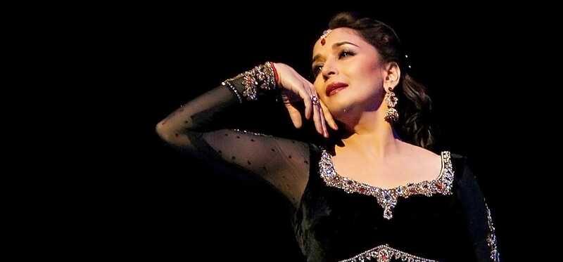 Krása tajomstvo rovno od kráľovnej večného mládeže: Madhuri Dixit
