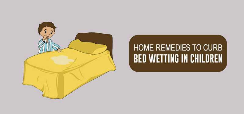 Nangungunang 10 epektibong mga remedyo sa bahay upang Bawiin ang Wetting sa Mga Bata sa Mga Bata