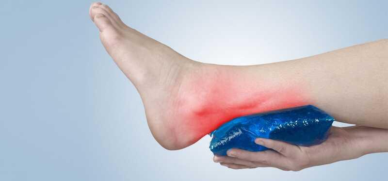 10 veiksmingų namų gynimo būdų gydyti Achilo sausgyslių skausmą
