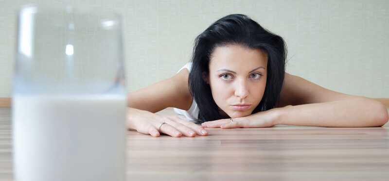 14 effektive hjemmetoder til behandling af mælkeallergi