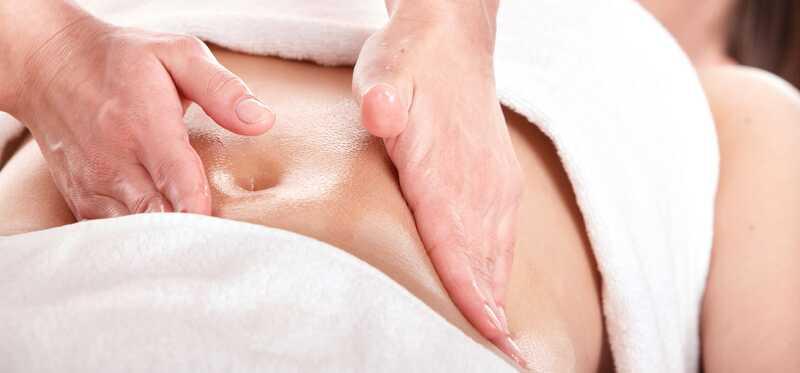3 účinné masáže pre stratu hmotnosti