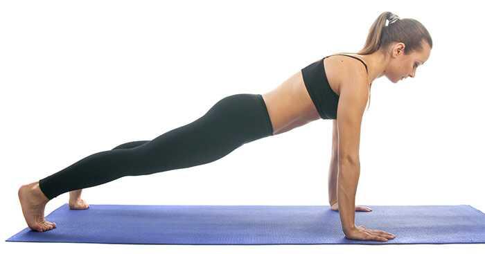 21 efektiivset Planki harjutusi oma keha tugevdamiseks