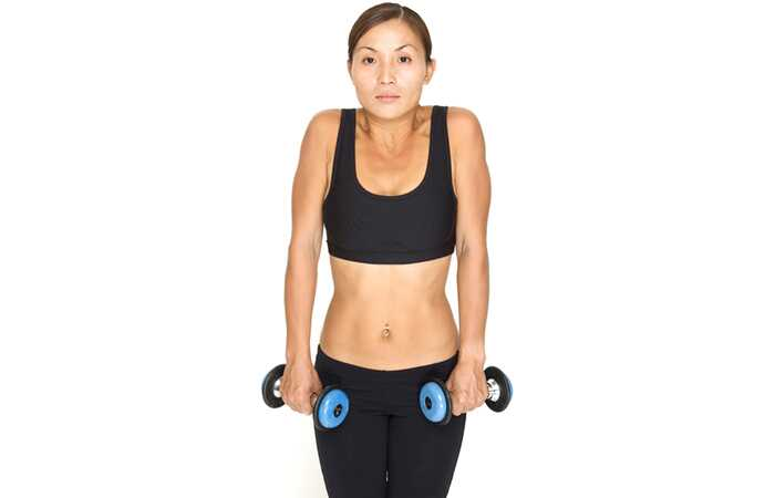 20 effectieve schouderoefeningen die u in de training moet opnemen