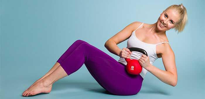 5 efektívnych Twist cvičení pre vaše Abs