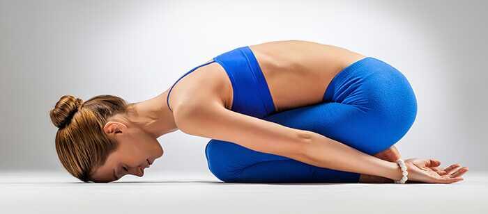 4 účinné jóga Asanas na zlepšenie duševného zdravia
