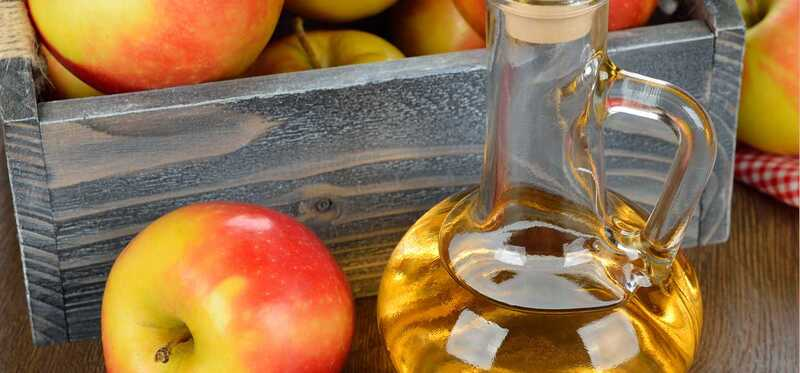 8 úžasných receptov krásy jablčného octu