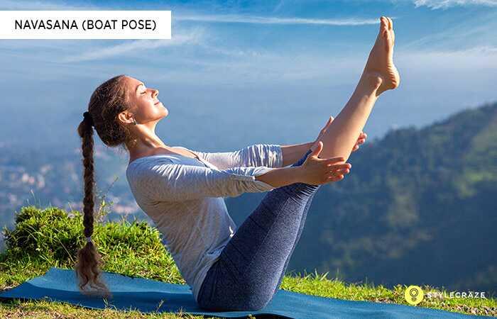 8 effektiv yoga har til formål at opbygge din styrke