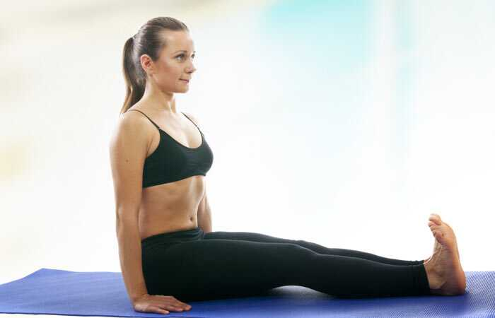 8 Okamžité uvoľnenie jogy Asanas pre sciatiku