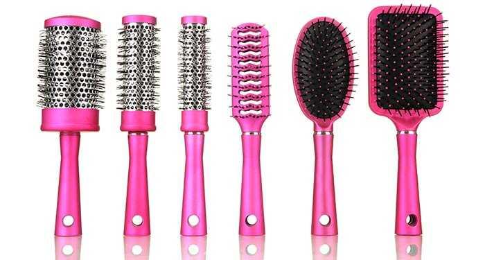 6 základných nástrojov pre štýl a udržiavať vlnité vlasy