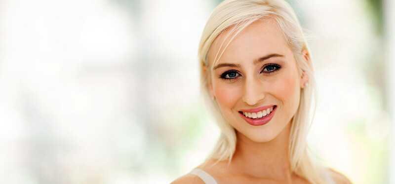 Európske ženské make-up, krásy a fitness tajomstvo odhalené