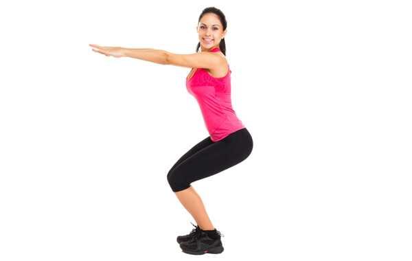 23 efektivních cvičení pro Toned Buttocks
