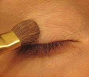 Očný make-up pre ázijské oči