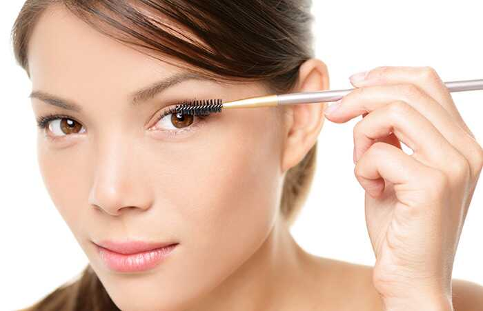 Top 10 øjenbryn figurer til asiatiske kvinder
