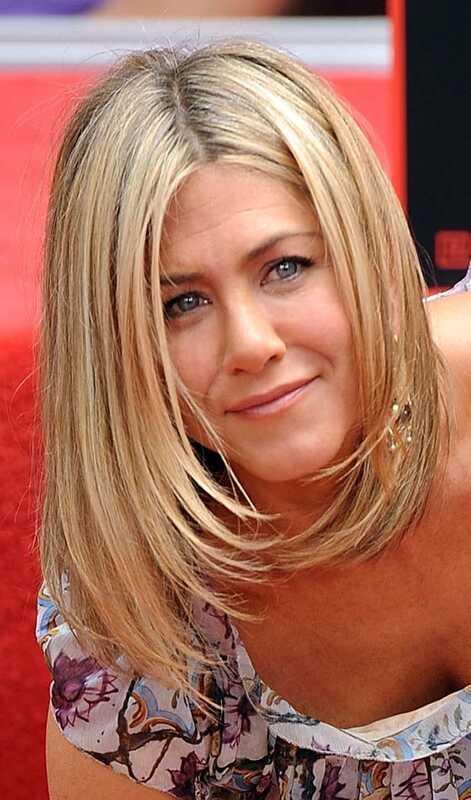 8 Slávne Bob účesy Jennifer Aniston