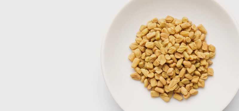 Hvordan hjælper fenugreek Cure Flour?