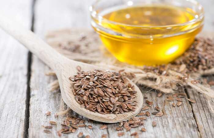 Ako používať ľanové semená na rast vlasov?