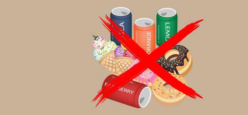 10 potravín s vysokým obsahom cukru (aby sa zabránilo)