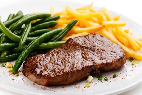 Ktoré potraviny chcete jesť Na základe vášho druhu krvi?