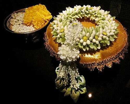 Top 10 čerstvé kvetinové šperky pre dizajn Mehndi