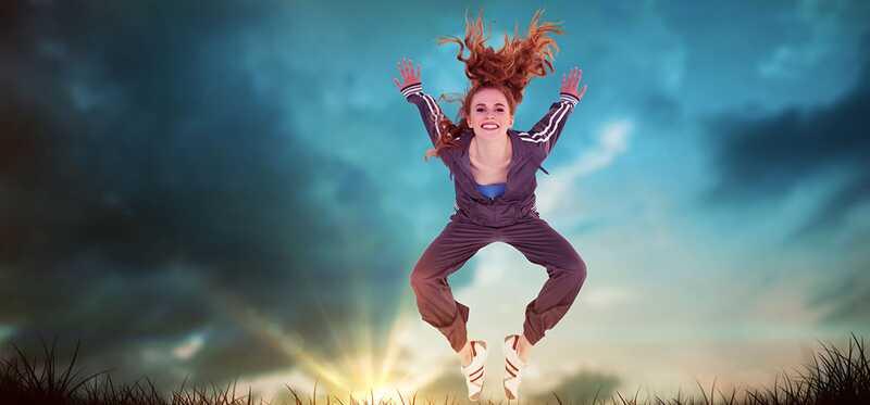 5 úžasných výhod Frog Jumps cvičení