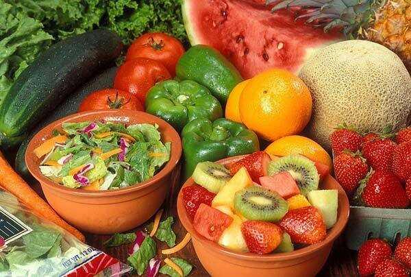 5 Frugter og grøntsager til sund hud