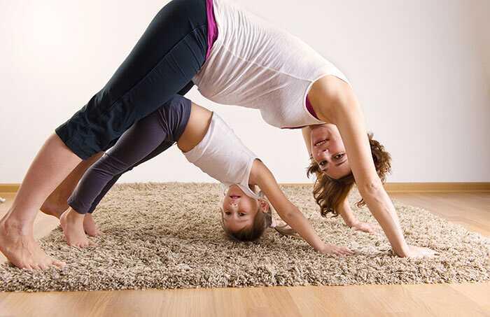 8 Sjov Yoga erklærer at din børnehavebarn vil nyde og nyde godt af