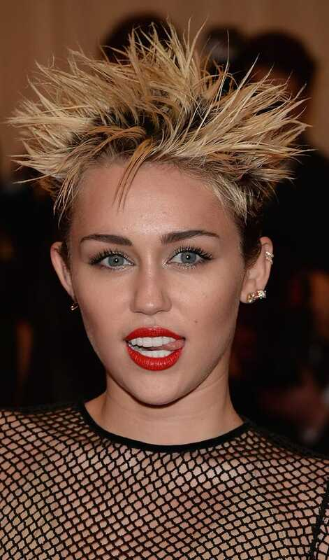 10 Funky short Punk hairstyles Možete probati Right Now