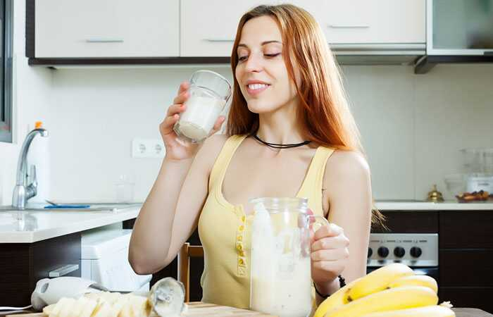 10 úžasných výhod z banánovej a mliečnej stravy