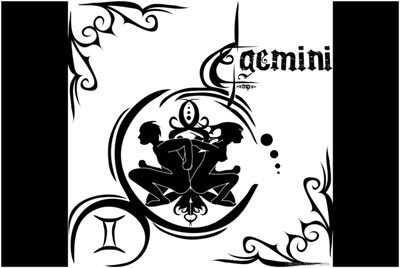 Top 10 tetovanie tetovanie Gemini