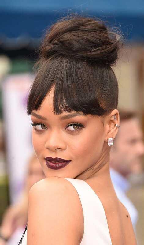 10 Suurepärased soengud, mis pakuvad tume nahaga naistele