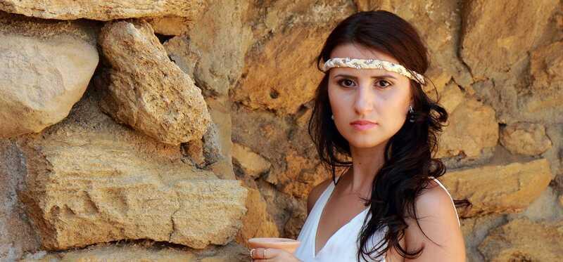 Grécke ženské make-up, krásy a fitness tajomstvo odhalené