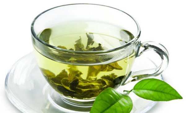 5 Zelený čajový obal pre rôzne typy pleti