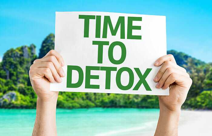 Detox Diet Plan - Váš kompletný sprievodca pre 3-denný detox a 7 dní Detox plány