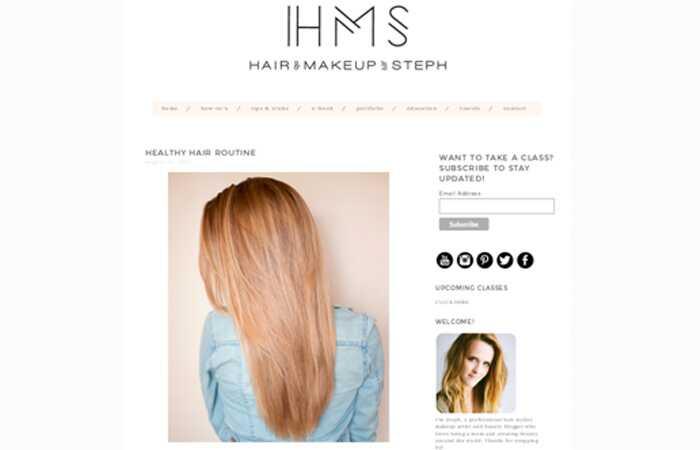 Top 22 hårpleje Blogs du bør vide om